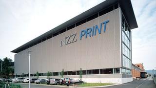 NZZ schliesst Druckerei in Schlieren