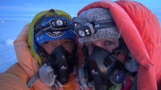 Video «Im Schatten des Everest – Vom Trauma zum Traum (Teil 1)» abspielen