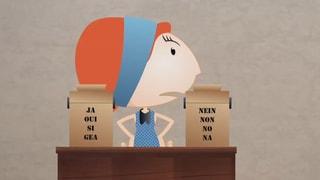 Video «Helveticus: Le droit de vote aux femmes (24/26)» abspielen