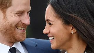Prinz Harry und Meghan Markle: Der Hochzeitstermin steht fest