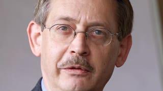 Franz Marty soll den Finanzausgleich retten