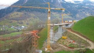 L'art da construir l'artg da la punt Val Mulinaun