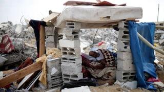 Gaza: Waffenruhe hält seit dem frühen Morgen