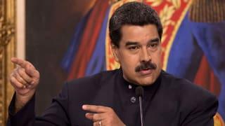 Maduro zeigt sich bereit zu Gesprächen mit Opposition