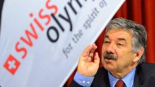 Swiss-Olympic-Präsident: Spiele müssen anders vergeben werden