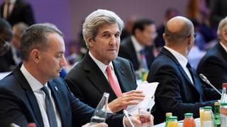 Nahost-Gipfel endet mit Appell an Konfliktparteien