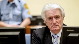 Prozess gegen Karadzic: Die Urteilsverkündung hat begonnen