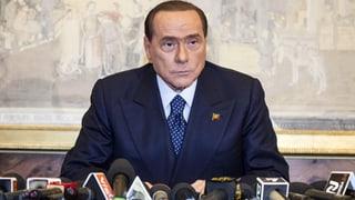 Neuer Coup des Cavaliere: Aus PdL wird Forza Italia
