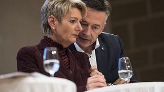 Uss èsi uffizial: PLD va cun Keller-Suter e Wicki