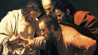 Barocke Malerei überwältigt mit religiösem Pathos