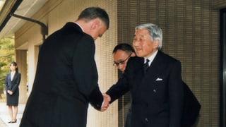 Audienz bei Kaiser Akihito