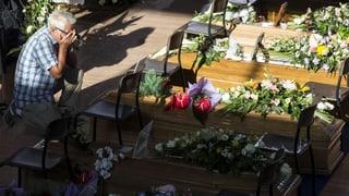 Italien hält inne und gedenkt der Erdbebenopfer