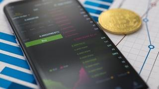 Heikle Geldbeschaffung über Kryptowährungen