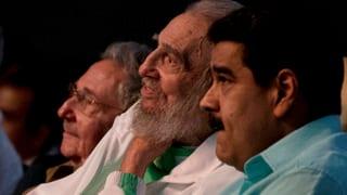 Castro feiert 90. Geburtstag öffentlich