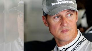 Nach Ski-Unfall: Schumachers Zustand weiter stabil