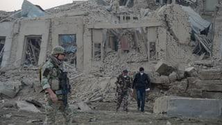 Explosion vor deutschem Konsulat in Masar-i-Scharif