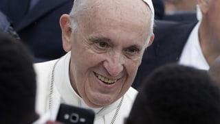 Der Papst kommt in die Schweiz