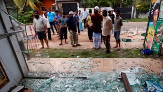 Gewaltausbruch gegen Muslime in Sri Lanka