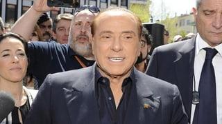 Berlusconi kann wieder angreifen