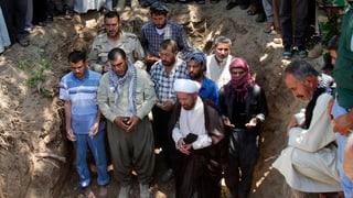 «Die Menschen im Irak suchen Garantien zum Überleben»