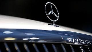 Trump droht EU mit höheren Zöllen auf Autos
