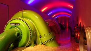 Ovras electricas Hinterrhein: Festa per la fin da la renovaziun