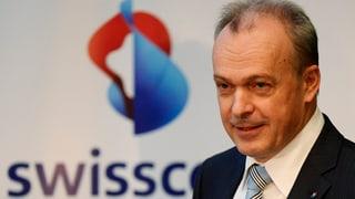 Swisscom bleibt in der Gewinnzone