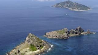 Weshalb streiten sich China und Japan um ein paar Felseninseln?