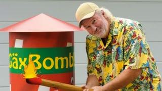 Video «Peach Weber – «GäxBomb!»» abspielen