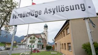 Urner FDP will einen Verteilschlüssel für Asylbewerber