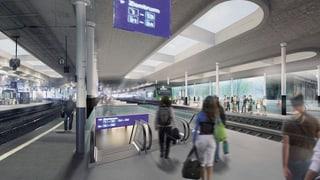 «Die Stadt Bern wird einen tollen Bahnhof bekommen»