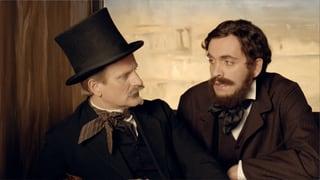 Video «Bilder allein zuhaus: Degas und Evariste de Valernes (11/30)» abspielen