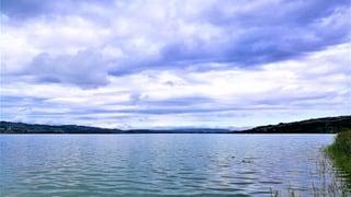 Wenn der See wärmer ist als die Luft