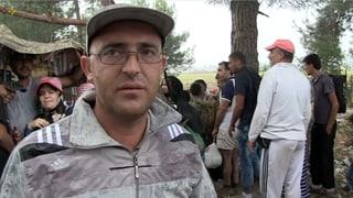 Gesichter des Flüchtlingsstroms: zum Beispiel Familie al Hammed