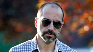 Dara Khosrowshahi soll das Uber-Image aufpolieren