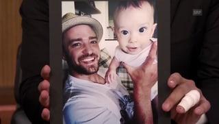 So süss: Justin Timberlake zeigt Fotos von Baby Silas