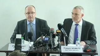 Staatsanwaltschaft bestätigt Festnahme von zwei Syrern