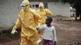 «WHO reagierte zu spät auf Ebola»