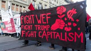 Bündner SP will gegen Trump demonstrieren