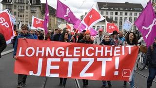 Gewerkschaften und linke Parteien fordern einen Mindestlohn