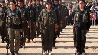Schweizer Kurden in Kobane: Politik ist sich über Umgang uneins