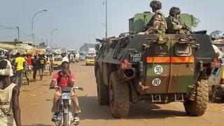 UNO gibt grünes Licht für Militäreinsatz in Zentralafrika
