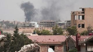 Ein Rauchzeichen an die Türkei aus dem Hause Assad