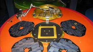 Verschollene «Beagle 2» auf dem Mars entdeckt