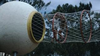Der Spielplatz: ein Ort der Subversion und der Kunst