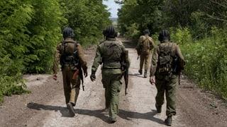 Ein Hauch von Frieden für die Ostukraine