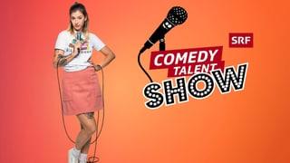 Tickets für die «Comedy Talent Show»