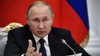 Russland testet offenbar neuen Raketentyp