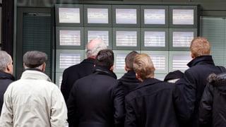 Schweizer Firmen: Bange Blicke auf die Berichtssaison