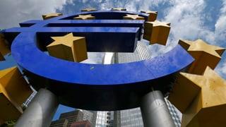 Zustimmung für EZB – ausser in Deutschland